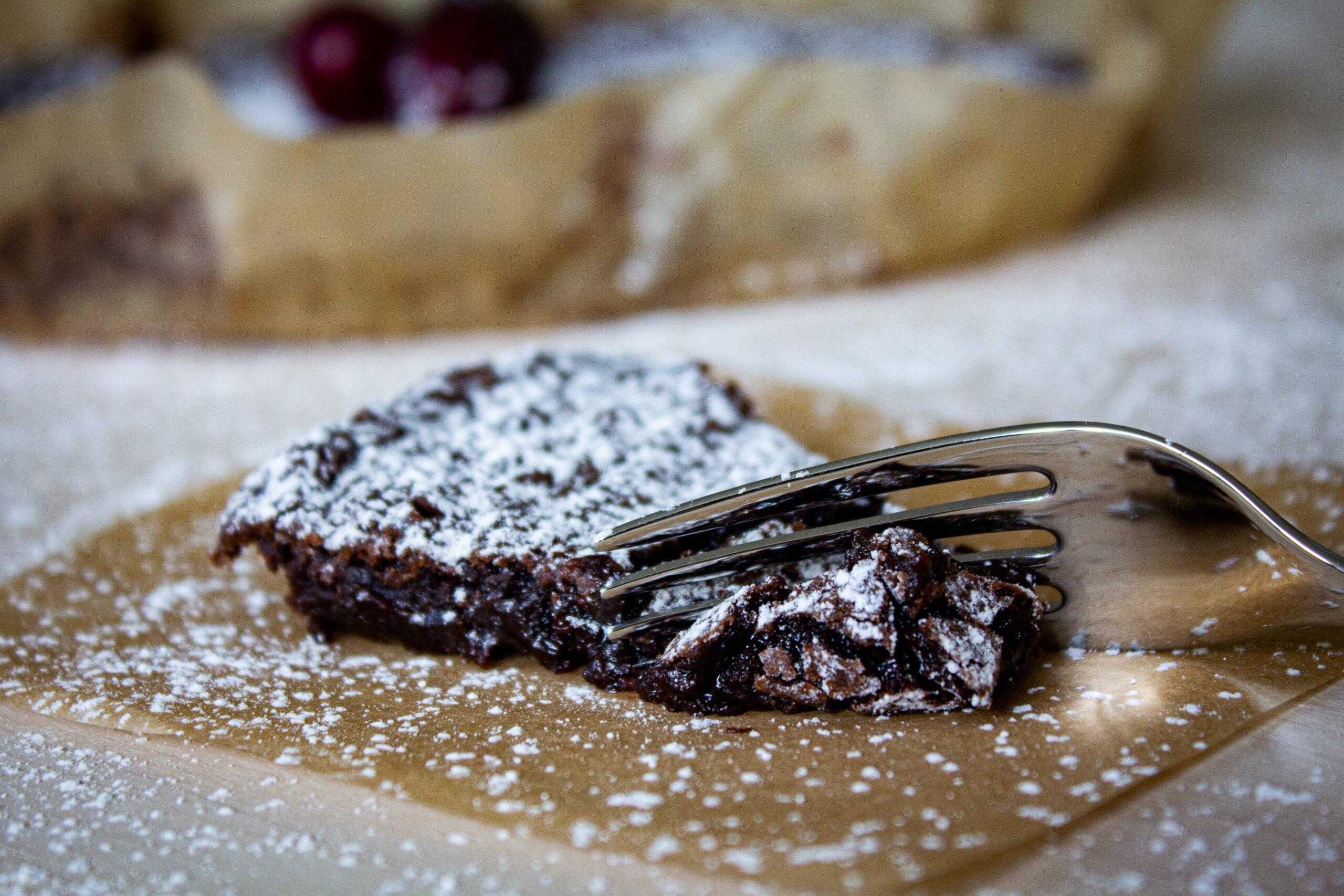 mud cake recept svenska